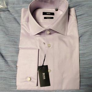 Button-down French cuff shirt the shirt 16.5